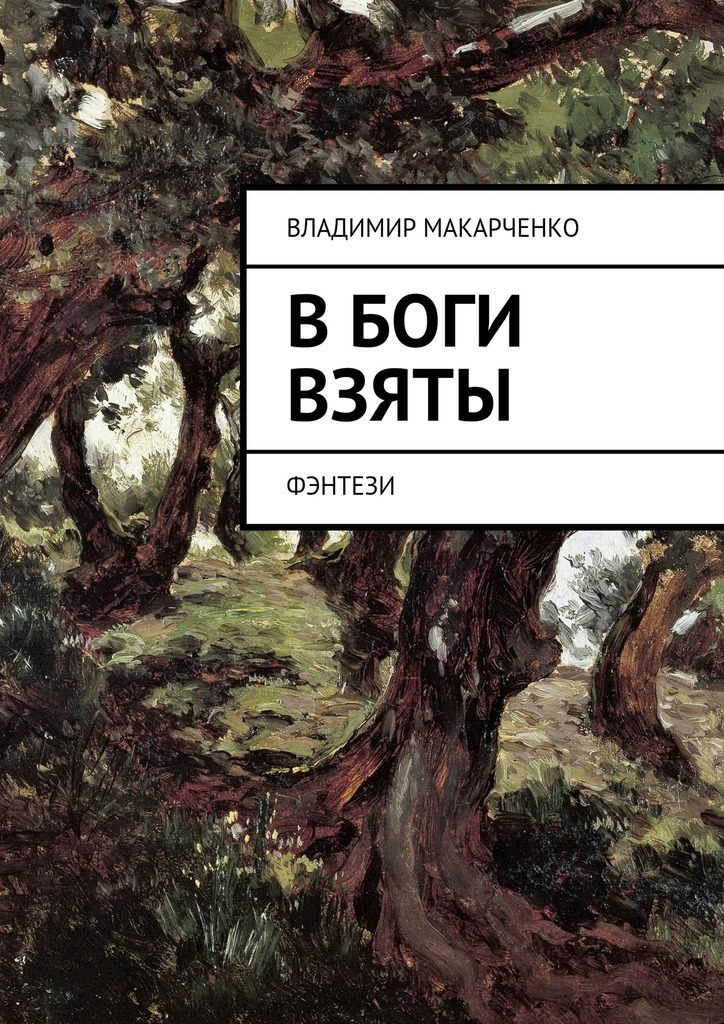 Владимир Макарченко Вбоги взяты. фэнтези александр сухов тайные боги земли