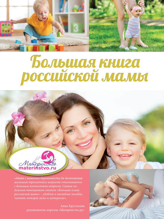 Ирина Бражко Большая книга российской мамы