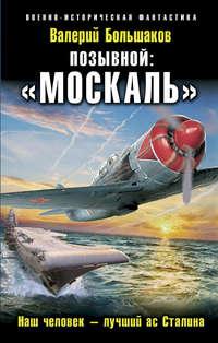 Большаков, Валерий  - Позывной: «Москаль». Наш человек – лучший ас Сталина