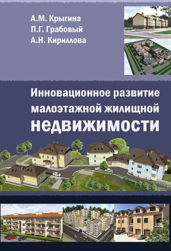 Скачать Инновационное развитие малоэтажной жилищной недвижимости быстро