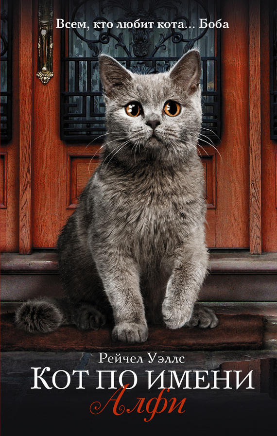 Рейчел Уэллс Кот по имени Алфи ISBN: 978-5-17-090839-4 уэллс р кот по имени алфи