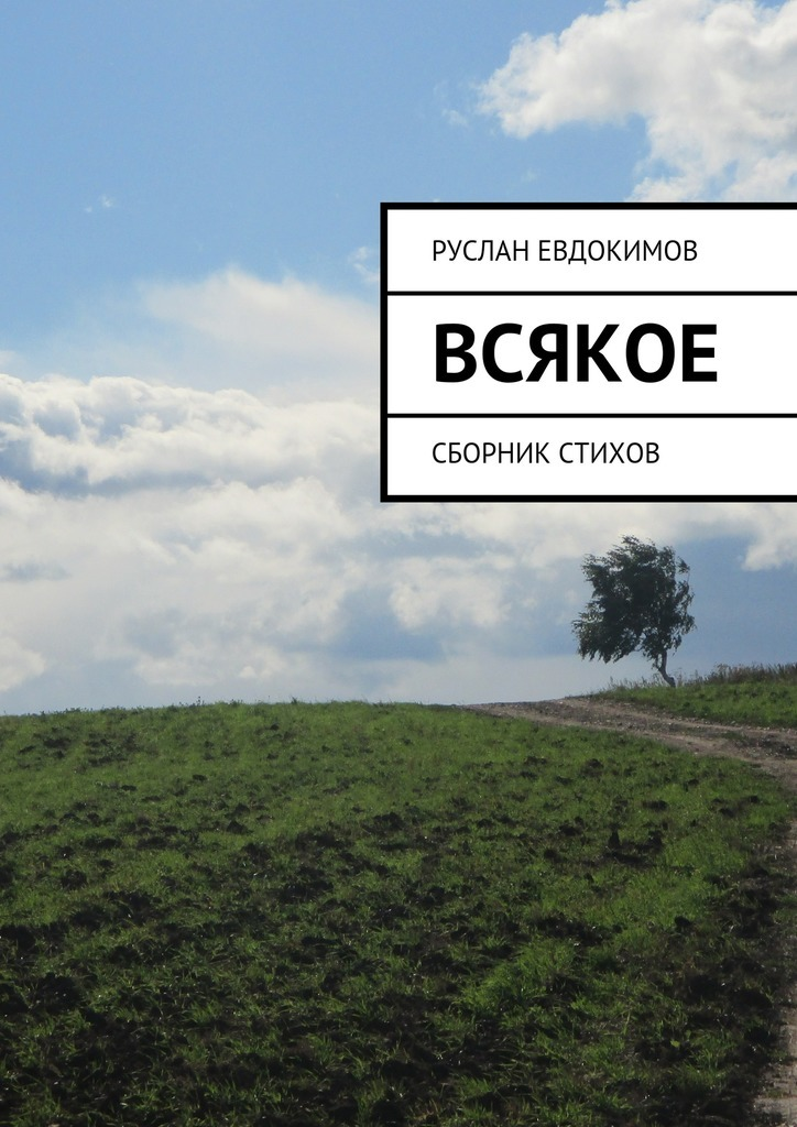 Руслан Евдокимов Всякое. Сборник стихов евдокимов п в c на примерах