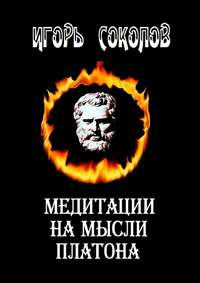 - Медитации намысли Платона. Стихи