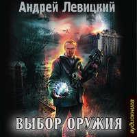 Левицкий, Андрей  - Выбор оружия