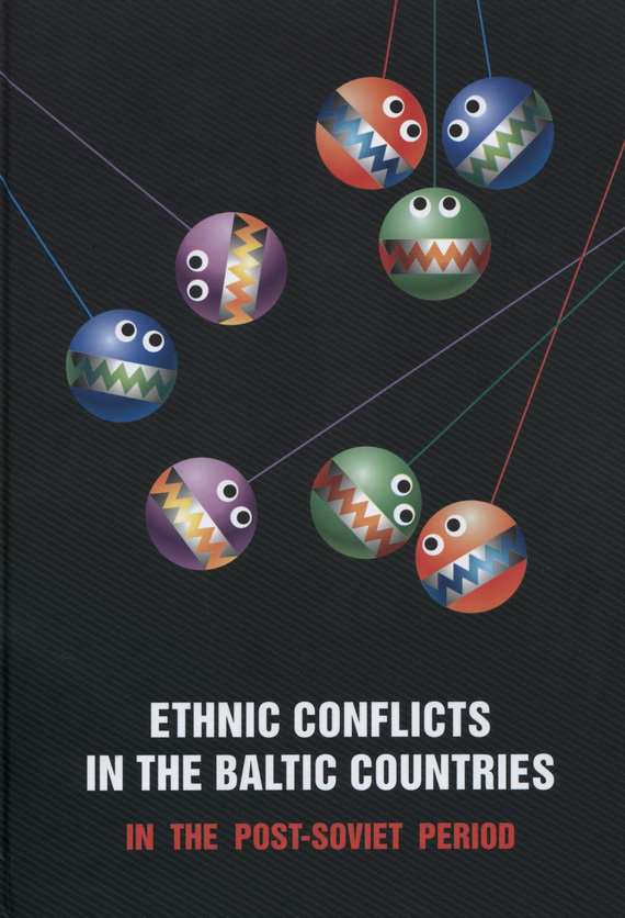 Сборник статей Ethnic Conflicts in the Baltic States in Post-soviet Period the clue in the crossword cipher