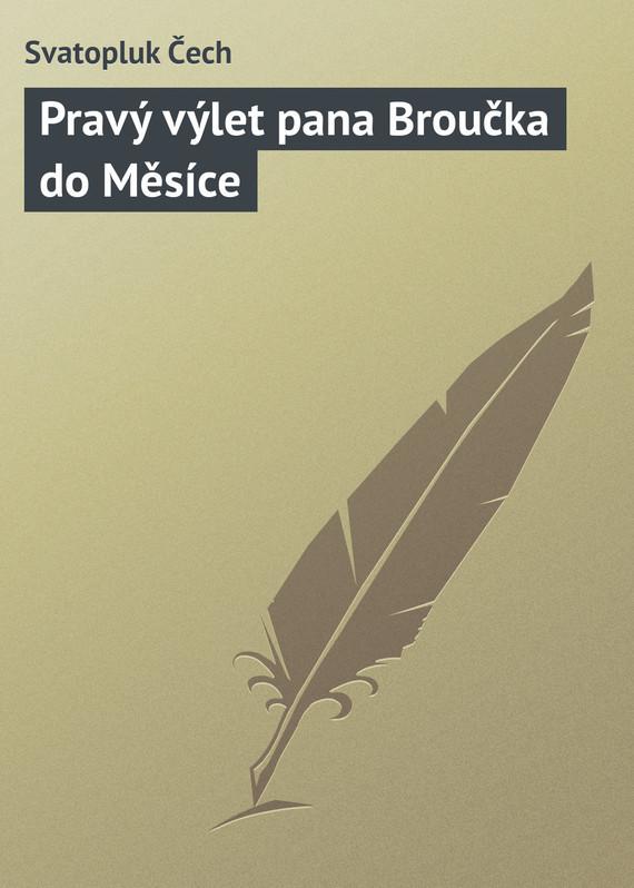 Pravy vylet pana Broucka do Mesice