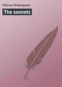 Shakespeare, William  - The sonnets