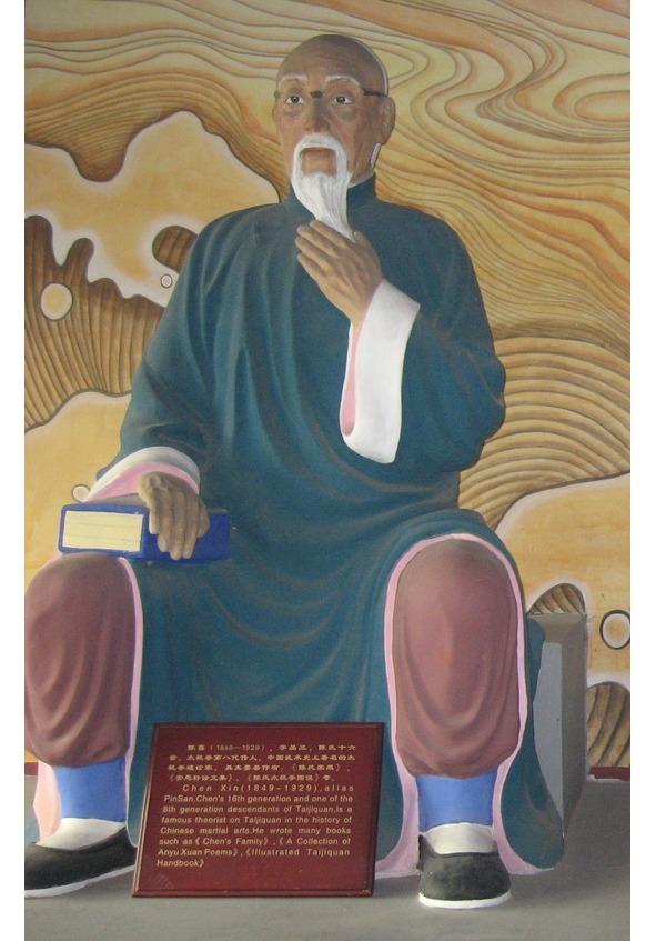 Тайцзицюань семьиЧэнь. Боевое искусствои метод духовного развития читать