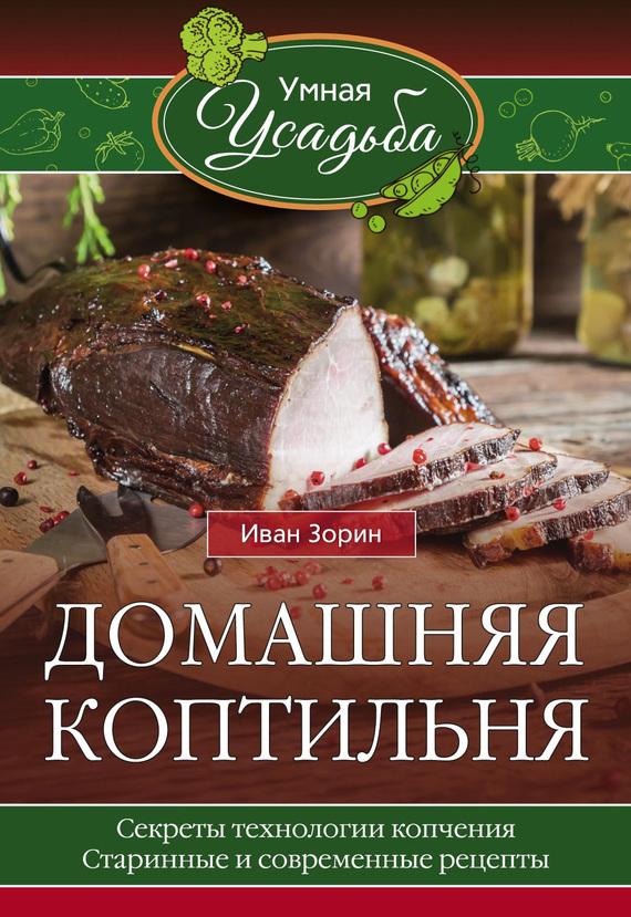 Иван Зорин Домашняя коптильня жидкий дым купить в аптеке