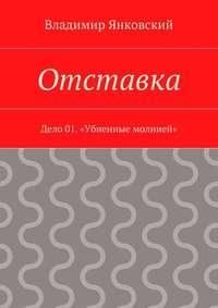 Владимир Янковский - Отставка. Дело 01. «Убиенные молнией»