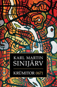 Karl Martin Sinij?rv - Kr?mitor