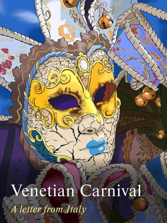 Отсутствует Venetian Carnival. A Letter from Italy terrorism before the letter