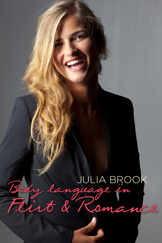 Julia Brook Body language in Flirt & Romance casio mtp 1154pq 1a