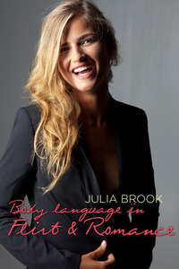 Julia Brook - Body language in Flirt & Romance