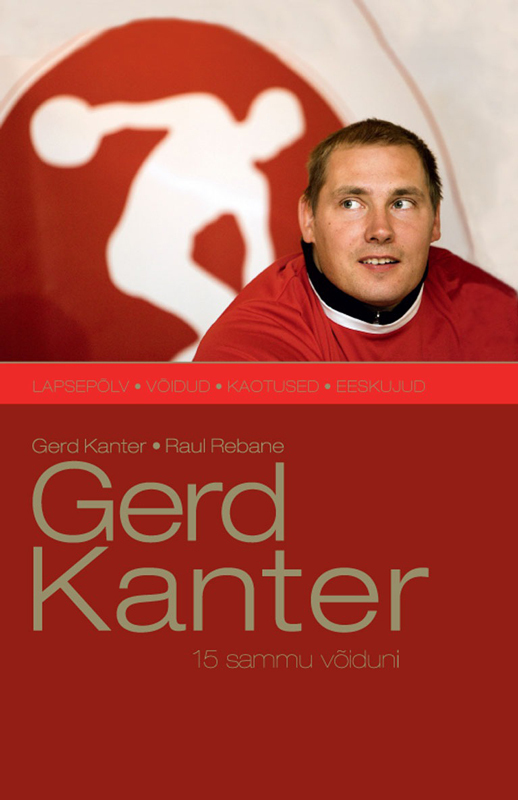 Gerd Kanter Gerd Kanter. 15 sammu võiduni marianne suurmaa minu saksamaa