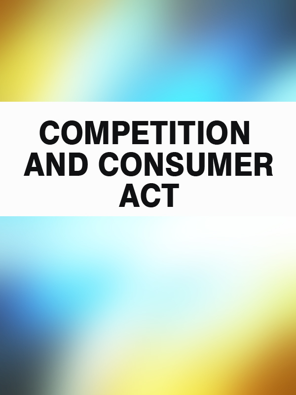 Australia Competition and Consumer Act colin rule online dispute resolution for business b2b ecommerce consumer employment insurance and other commercial conflicts isbn 9780787967765