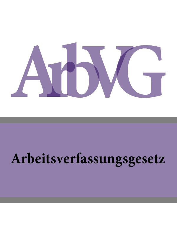 Arbeitsverfassungsgesetz – ArbVG