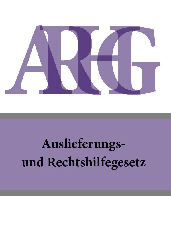 Auslieferungs- und Rechtshilfegesetz – ARHG