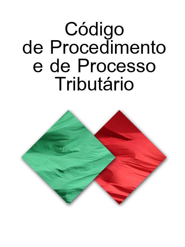 Portugal Codigo de Procedimento e de Processo Tributario (Portugal) portugal codigo do processo penal portugal