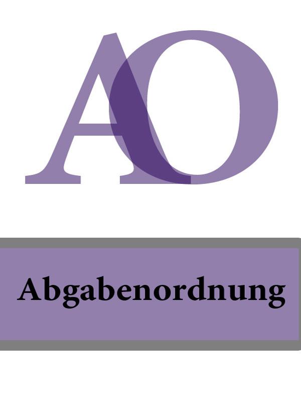 Deutschland Abgabenordnung – AO dgfm gmbh service der eurocode 6 für deutschland din en 1996 kommentierte fassung