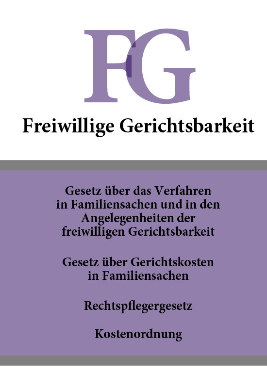 Deutschland Freiwillige Gerichtsbarkeit – FG risk management through var models