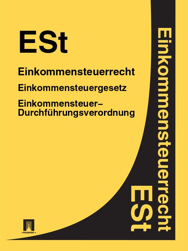 Deutschland Einkommensteuerrecht – ESt 63 rose de mai