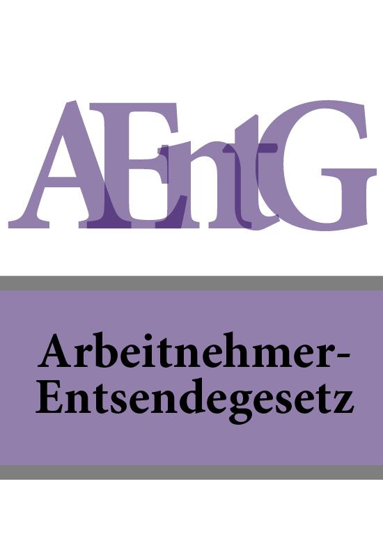 Arbeitnehmer-Entsendegesetz – AEntG