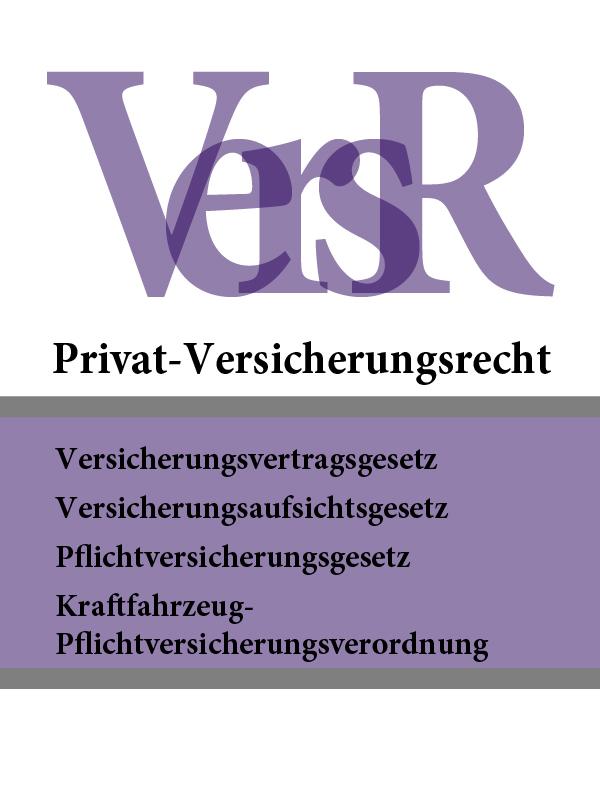 Privat-Versicherungsrecht – VersR