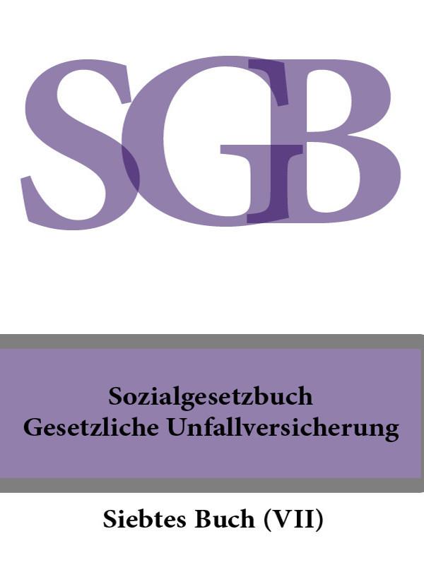 Deutschland Sozialgesetzbuch (SGB) Siebtes Buch (VII) – Gesetzliche Unfallversicherung