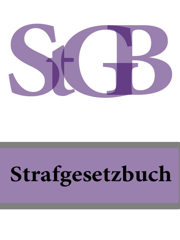 Deutschland Strafgesetzbuch – StGB