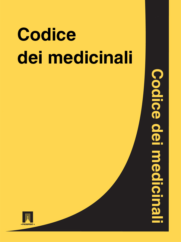 Italia Codice dei medicinali italia codice di procedura civile