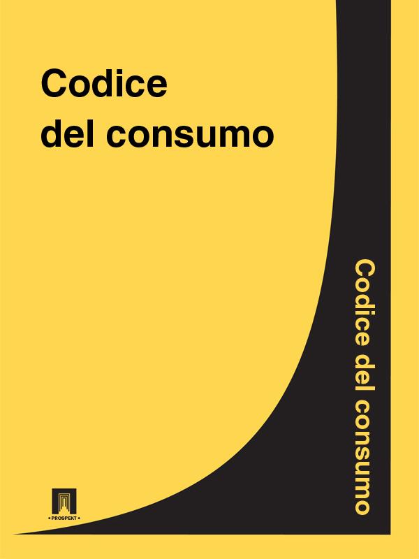 Italia Codice del consumo
