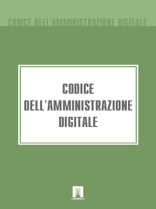Italia Codice dell'amministrazione digitale italia codice civile