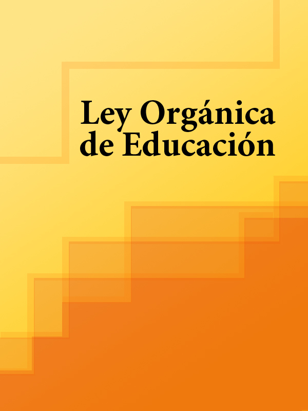 Espana Ley Organica de Educacion espana ley de costas