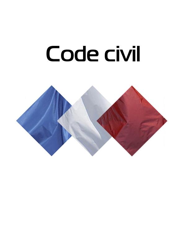France Code civil
