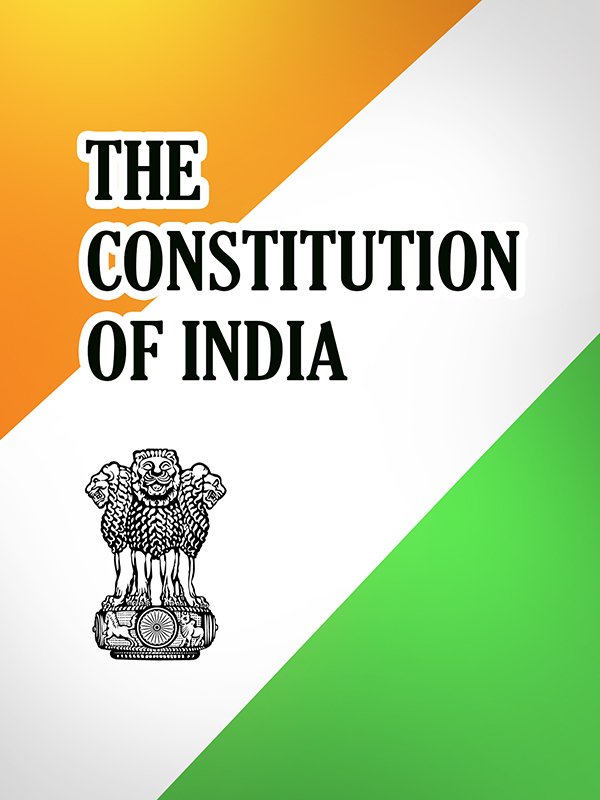 India THE CONSTITUTION OF INDIA