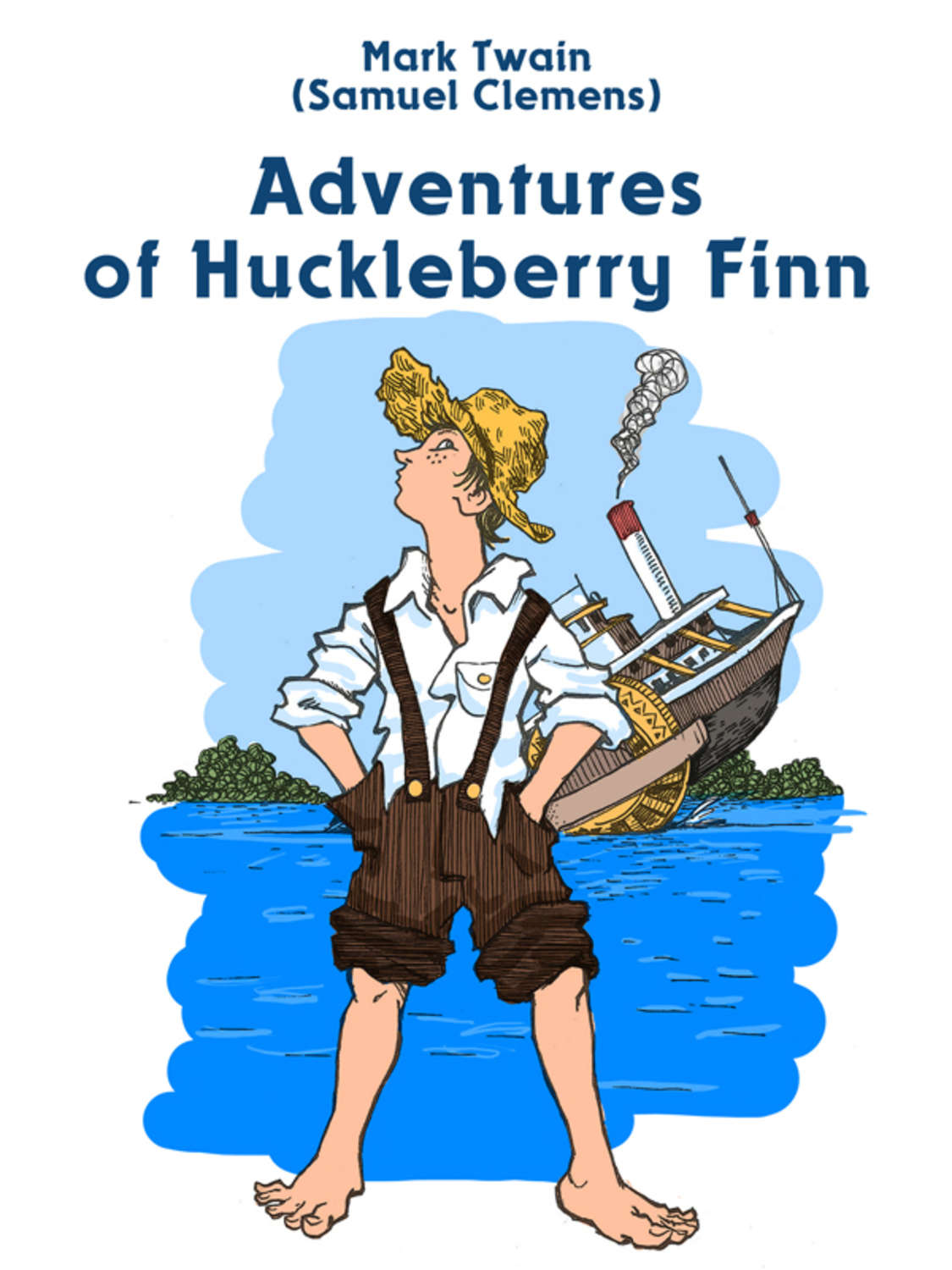 a description of daisy miller and huck finn american adventurers