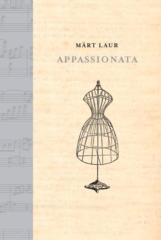Обложка книги Appassionata, автор Laur, M?rt