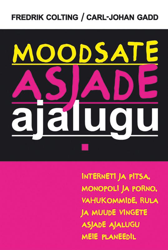 Fredrik Colting Moodsate asjade ajalugu matti masing eesti asi miks kõik on nagu on