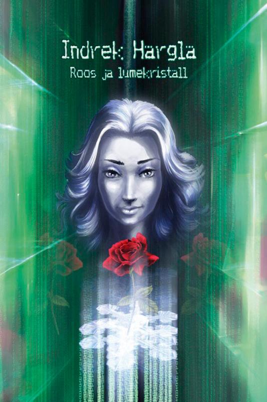 Roos ja lumekristall