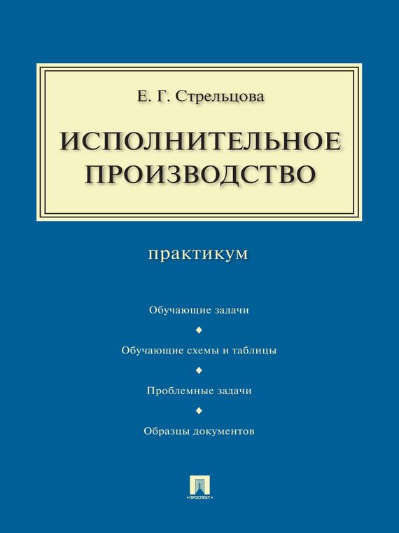 Елена Геннадьевна Стрельцова Исполнительное производство. Практикум