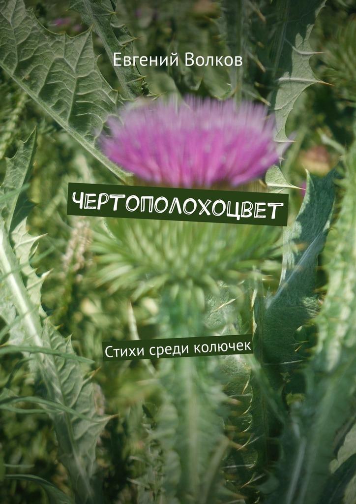 Евгений Волков Чертополохоцвет. Стихи среди колючек сюрпризы фнаф