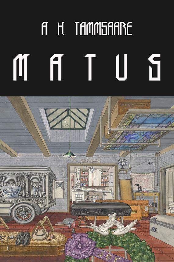 купить Anton Hansen Tammsaare Matus по цене 73.09 рублей