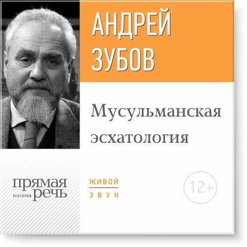 Андрей Зубов Лекция «Мусульманская эсхатология» о н калинина основы аэрокосмофотосъемки