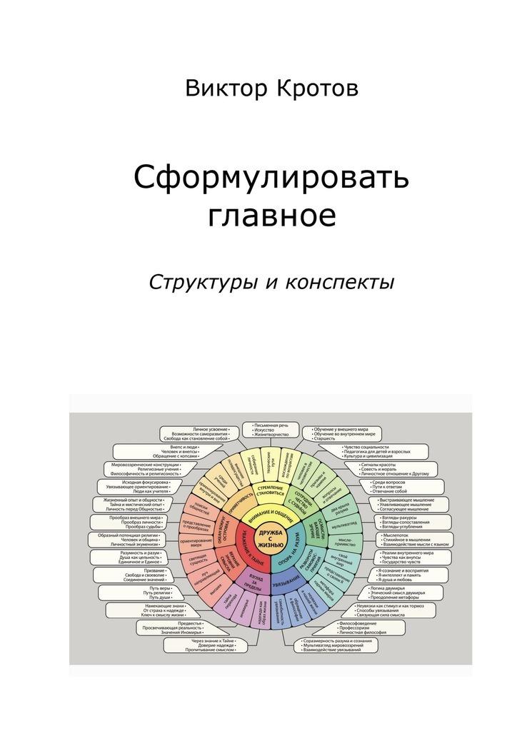 Виктор Кротов - Сформулировать главное. Структуры и конспекты