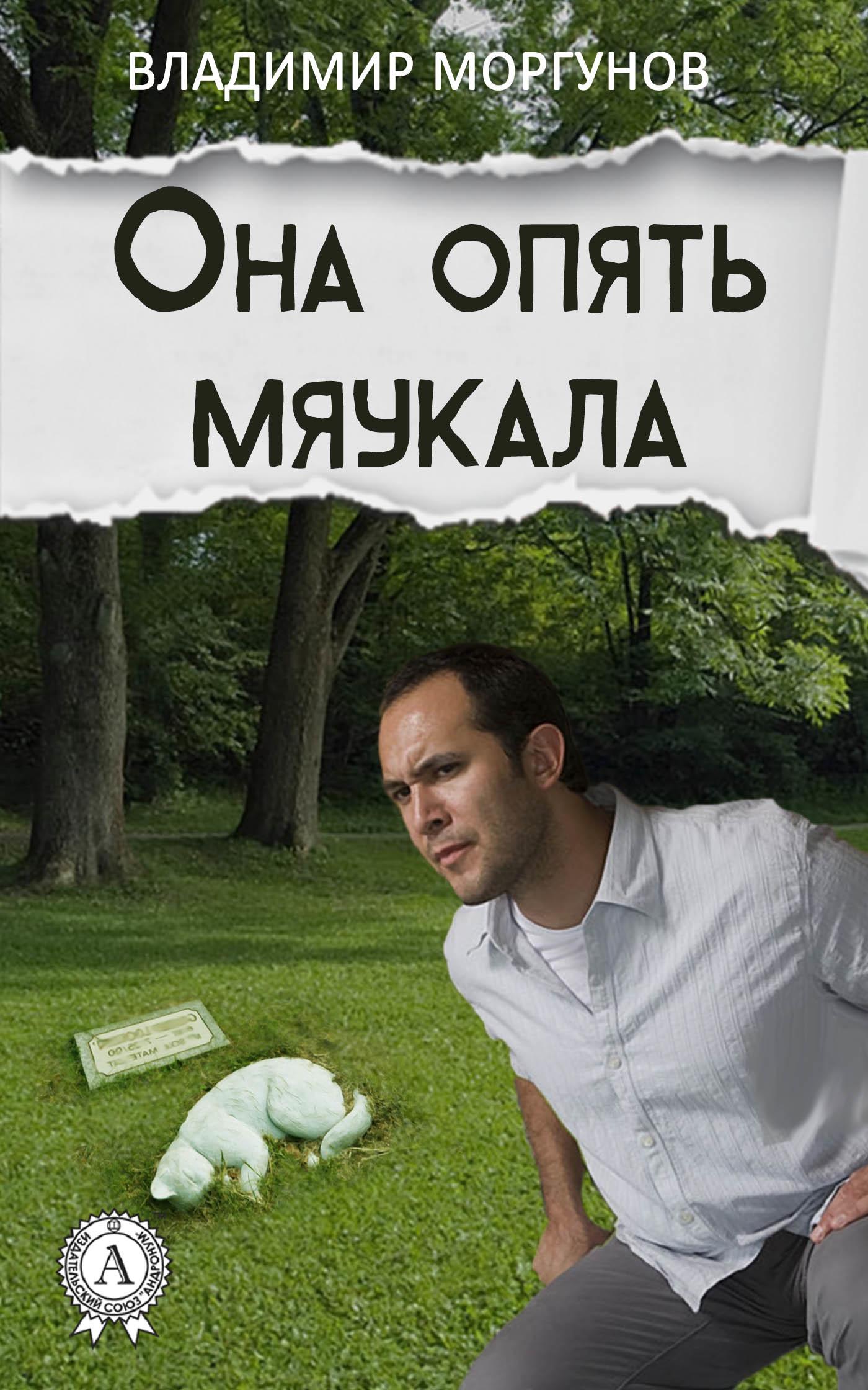 Владимир Моргунов - Она опять мяукала