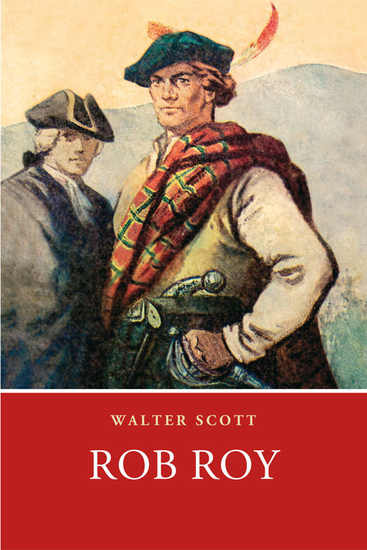 Walter Scott Rob Roy ISBN: 9789949478248 rob roy