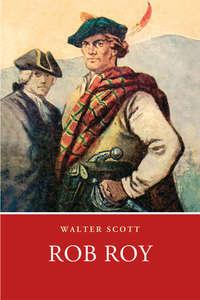 Scott, Walter  - Rob Roy