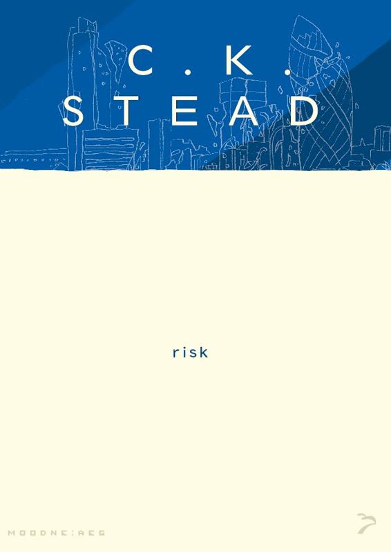 Обложка книги Risk, автор Stead, C. K.