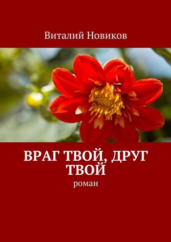 Виталий Новиков Враг твой, друг твой. Роман ISBN: 9785447492267 виталий новиков grafоман
